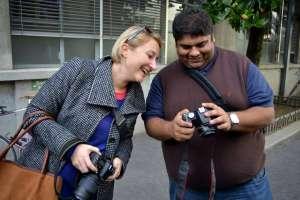 Atelier de photographie pour débutants