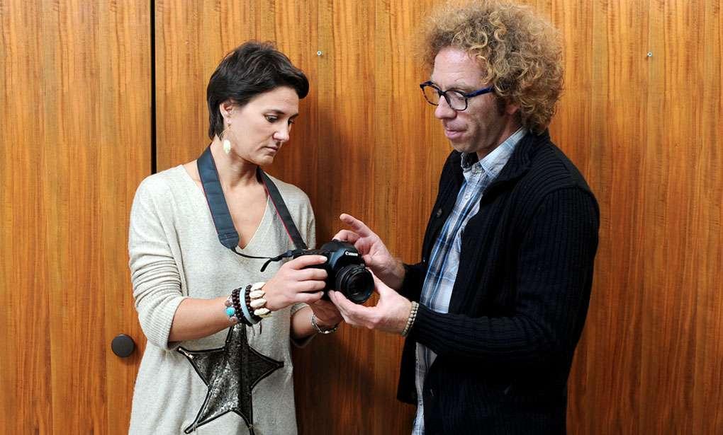 Cours individuels de photographie