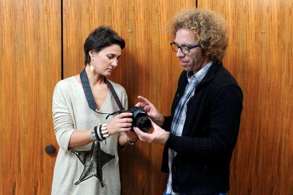 Oliver O'Hanlon teaches individually the advanced photo technics
